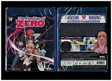 The Familiar of Zero: Complete Season 1  (Brand New Anime Blu-ray Disc, 2012)
