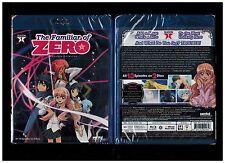 The Familiar of Zero: Complete Season 1  (Brand New Anime Blu-ray Disc, 2012)