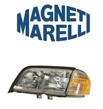Mercedes W202 C230 Headlight Assembly (Halogen) Left Driver Magneti Marelli