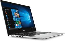 """Dell Inspiron 13 7370 13.3"""" Full HD Laptop Intel Quad Core i7 8GB RAM 256GB SSD"""