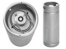 Fass Starter Keg 20L 20 Liter Edelstahl mit Flachfitting RS-AS Bier Getränke V2A