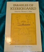 Parables of Kierkegaard New Edited By Oden Illustrated By Johnson Paperback