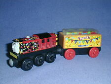 CELEBRATION SALTY & CONFETTI CAR lot Thomas Wooden Railway Party Supply trains