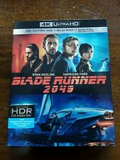 Blade Runner 2049 - 4K Ulra Hd / Blu-ray Disc, No Digital copy