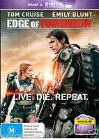 Edge Of Tomorrow : NEW DVD