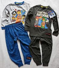 Pyjama Sets NEXT 100% Cotton Nightwear (2-16 Years) for Boys