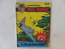 Bastei - Die Abenteuer von Rex Danny - Nr. 12 - mit Leseprobe - Zustand: 1-2