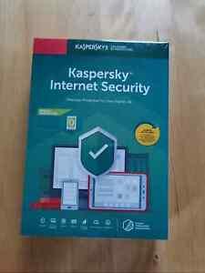 KASPERSKY INTERNET SECURITY  1 Device 12 Month GLOBAL VERSION