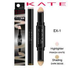 [KANEBO KATE] 3D Part Design EX-1 Highlighter & Shading Contour Powder Stick NEW