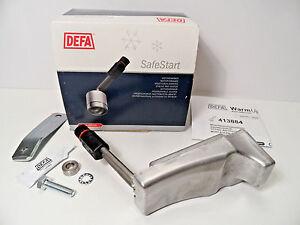 Engine Heater Element DEFA 413884 for SUBARU TREZIA TOYOTA AURIS COROLLA '09-16