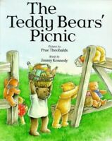 The Teddy Bears' Picnic by Kennedy, Jimmy Paperback Book The Fast Free Shipping