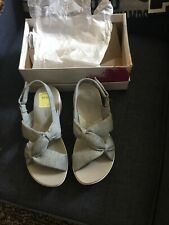 NIB Ladies Cloudsteppers By Clarks Sandals Size 6.5 M