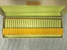 90 Grand/Baby Grand Piano Backchecks, Full Set 32mm, With Wires, 91mm Overall