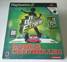 "Dance Dance Revolution Extreme Bundle (Sony PlayStation 2, 2004) ""NEW"""