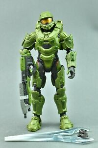 Halo Universe Master Chief Alpha Crawler Mattel Action Figure