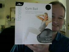 CRANE FITNESS GYM BALL PERFECT SUMMER TRIMMING GIFT  EXERCISE ON A BUDGET