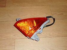 KAWASAKI ZX6R 636 C1H OEM FRONT LEFT FAIRING INDICATOR TURN SIGNAL 2005-2006