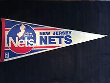Vintage - New Jersey Nets Pennant - Nba