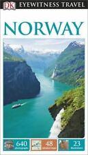 DK Eyewitness Travel Guide: Norway by DK