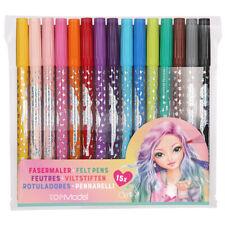 Depesche TOPModel Felt Pens - Pack of 15 Pens