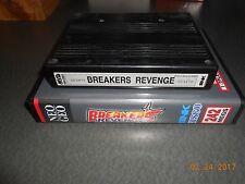 Breakers Revenge (Neo Geo MVS, 1998) Cart and Shock box