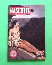 Mascotte - 1^ Edizione 1947 - Erotismo