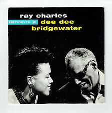 Ray CHARLES Dee Dee BRIGEWATER Vinyl 45T Jazz PRECIOUS THING - POLYDOR 889130-7