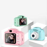 Mini HD 1080P 2.0Inch LCD Compact Digital Camera For Kids Children Birth Gi L3E1
