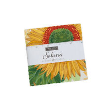 """Moda Charm pack Solana by Robin Pickens 42 - 5"""" cotton squares 48680PP"""