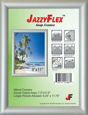 """Aluminum Photo Poster Frame, Size A4: 8""""x11"""" - Free Ship"""