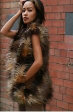 Unbranded Faux Fur Regular Size Clothing for Women