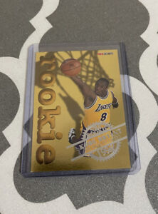 📈🔥Kobe Bryant 1996/97 Fleer/Skybox/Hoops rookie gold card🔥📈