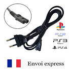 Cable alimentation / cordon secteur AC Sony Playstation PS1 PS2 PS3 PS4 embout 8