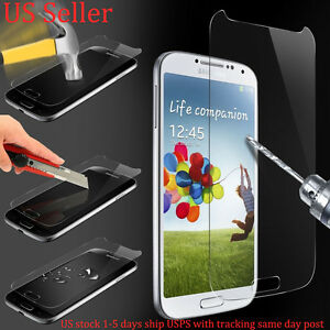 TEMPERED GLASS SCREEN PROTECTOR For SAMSUNG GALAXY Note 2 N7100 USA