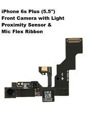 IPHONE 6S PLUS ANTERIORE FOTOCAMERA & Leggera prossimità sensore MIC flessibile
