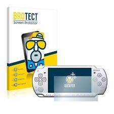 2x Sony PSP 2004 Display Schutz Folie Matt Entspiegelt
