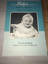 Pet Milk Company Brochure, Your Babies Formula And How To Prepare It.