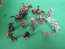 Lead Toy Soldier Figures