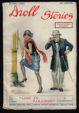 DROLL STORIES Vol 5 No 4 1925 June Exceptional Condition GGA Spicy