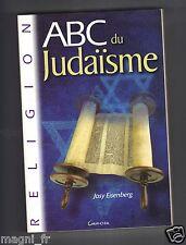 ABC del judaísmo de Josy Eisenberg