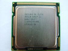 Intel Core i5-750/4x 2,6 GHz zócalo 1156 8mb Cache procesador