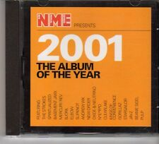 (FP506) NME Presents: 2001 - The Album Of The Year - 2001 CD