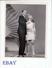 Nancy Sinatra Frank Sinatra A Man And His Music Part 3 VINTAGE Photo