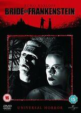 The Bride Of Frankenstein (DVD, 1935) Vintage Horror NEW SEALED PAL Region 2