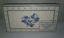 POTPOURRI PRESS/PFALTZGRAFF YORKTOWNE TOWEL METAL TIN