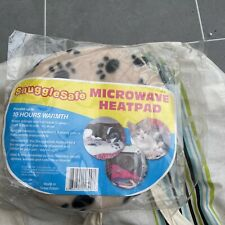More details for snugglesafe microwave heatpad for small animals (rabbits, guinea pigs etc)