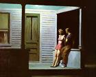 Summer Evening Couple Porch Edward Hopper 16X20 Vintage Poster FREE S/H