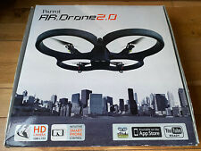 Parrot AR Drone 2.0 With 4 Batteries And Loads Of Spare Parts