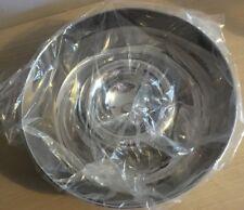 New John Lewis House Metal Chip & Dip Bowl - 27cm in Diameter - Dip Area 10cm