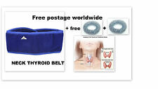 10 x pcs Magnetic-Pyramid-Therapy-Thyroid-Neck-Belt/glands/Throat/Tonsil,cough